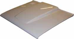 Cowl Induction Hood